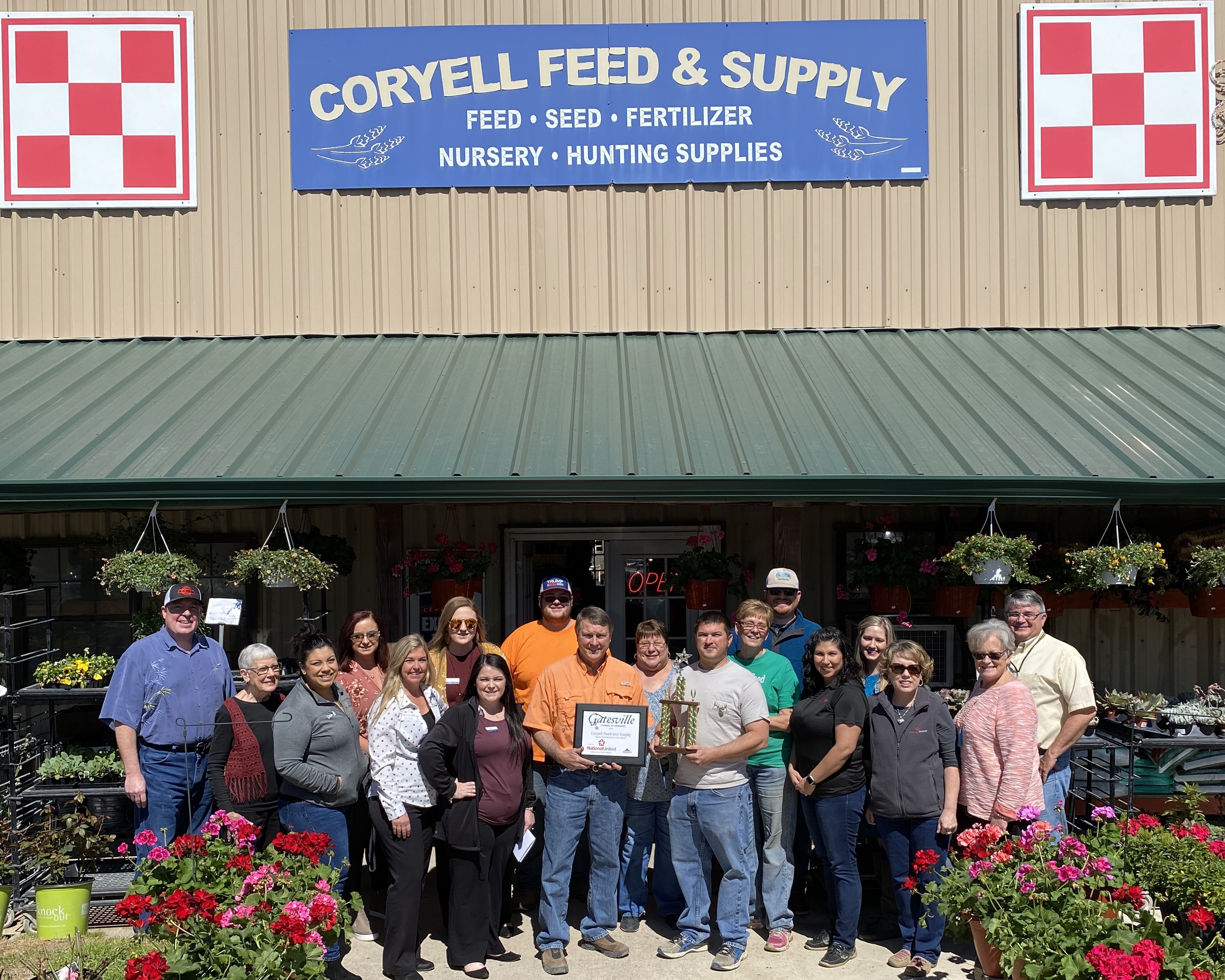 2020 Mar Coryell Feed and Supply